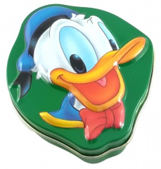 Flachdose Donald Duck