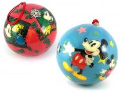 Weihnachtskugeln Micky Maus 2er Set (Hartkarton)