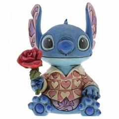 Stitch: Clueless Casanova DISNEY TRADITIONS Figur