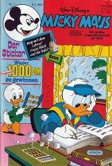 Micky Maus 7/1985 (o. Beilage / Z:1-)