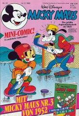 Micky Maus 51/1988 (o. Beilage / Z:1+)