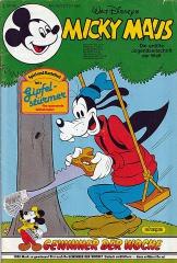 Micky Maus 42/1982 (m. Beilage / Z:1-2)