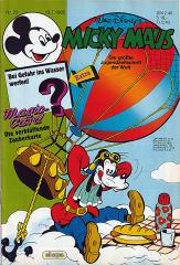 Micky Maus 29/1985 (o. Beilage / Z:0-1)