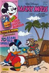 Micky Maus 15/1985 (m. Beilage / Z:1-)