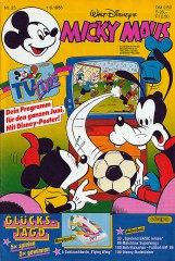Micky Maus 23/1988 (m. Beilage / Z:1+)