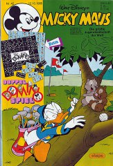 Micky Maus 42/1985 (m. Beilage / Z:0-1)