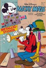 Micky Maus 22/1985 (o. Beilage / Z:1+)