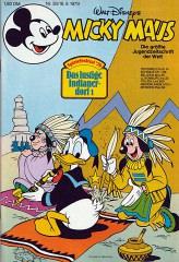 Micky Maus 38/1979 (m. Beilage / Z:1+)