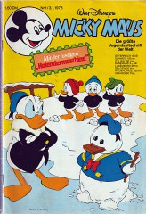 Micky Maus 1/1978 (m. Beilage / Z:1-2)