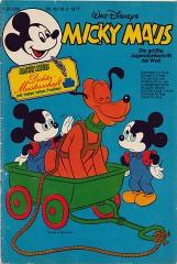 Micky Maus 16/1977 (o. Beilage / Z:1-2)