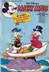 Micky Maus 39/1977 (m. Beilage / Z:1-2)