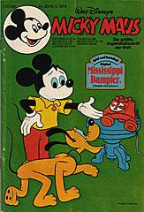 Micky Maus 20/1979 (m. Beilage / Z:1-)