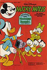 Micky Maus 19/1979 (m. Beilage / Z:1-2)
