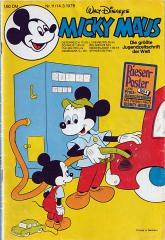 Micky Maus 11/1978 (o. Beilage / Z:1-2)