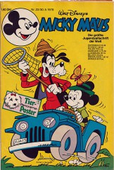 Micky Maus 22/1978 (o. Beilage / Z:1-)