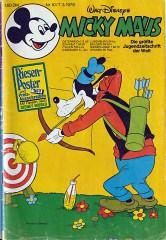 Micky Maus 10/1978 (o. Beilage / Z:2+)