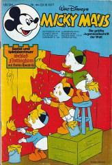 Micky Maus 44/1977 (m. Beilage / Z:1-2)