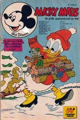 Micky Maus 51/1973 (m. Beilage / Z:1-2)
