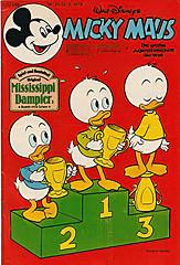 Micky Maus 21/1979 (m. Beilage / Z:1+)