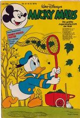 Micky Maus 41/1976 (m. Beilage / Z:1-2)