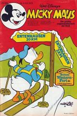 Micky Maus 6/1979 (m. Beilage / Z:1-)