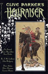 Clive Barkers Hellraiser Book 3