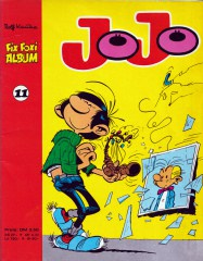 Fix und Foxi Album 11: Jojo