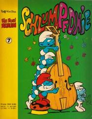 Fix und Foxi Album 7: Schlumpfonie
