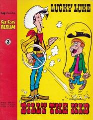 Fix und Foxi Album 2: Lucky Luke - Billy the Kid [gelber Titel]