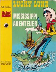 Fix und Foxi Album 15: Lucky Luke - Mississippi Abenteuer
