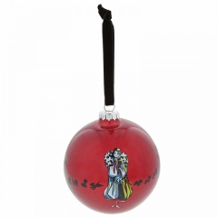 Christbaumkugel One Classy Devil (Cruella De Vil) ENCHANTING DISNEY