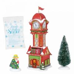 Christmas Countdown Tower EU Version