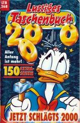 Lustiges Taschenbuch 268: Jetzt schlägts 2000