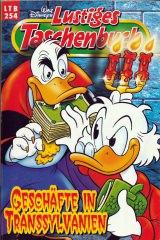 Lustiges Taschenbuch 254: Geschäfte in Transsylvanien