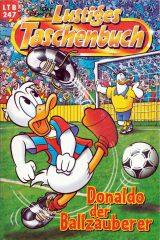 Lustiges Taschenbuch 247: Donaldo der Ballzauberer