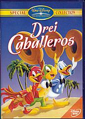 Drei Caballeros (DVD) [Walt Disney Meisterwerke Special Collection]