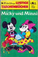 Lustiges Taschenbuch 17: Micky und Minni