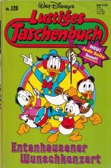Lustiges Taschenbuch 120: Entenhausener Wunschkonzert