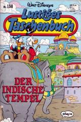 Lustiges Taschenbuch 158: Der indische Tempel