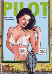 Pilot. Neue Comics für Erwachsene. 1. Jg., Nr. 1-12 (12 Hefte)