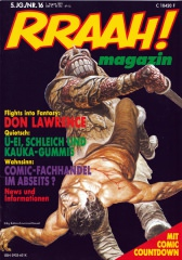RRAAH! magazin 16 [1991]