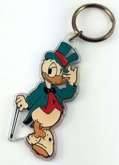Schlüsselanhänger Donald im Frack