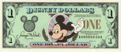 One Disney Dollar (1998)