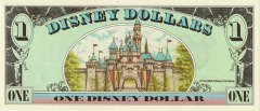 One Disney Dollar (1998)