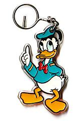 Schlüsselanhänger Donald Duck s. oben