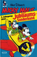 Micky Maus Jubiläums-Sonderband 1. Jahrgang 1951