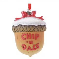 Ahörnchen und Behörnchen (Chip & Chap) Weihnachtsbaumhänger DISNEY STORE