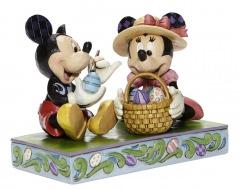 Micky und Minni Osterkunst DISNEY TRADITIONS Figur