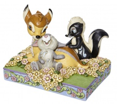 Bambi: Kindheitsfreunde DISNEY TRADITIONS Figur