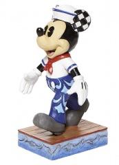 Micky Maus: Piekfeiner Matrose DISNEY TRADITIONS Figur